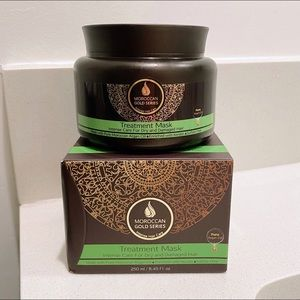 NEW ☆ Moroccan Gold Series Treatment Mask